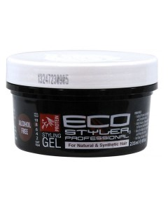 Styling Gel Super Protein Black