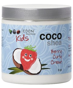 Kids Coco Shea Berry Curly Creme