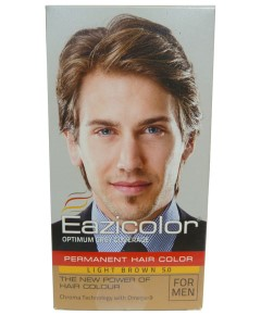 Permanent Hair Color Light Brown 5.0