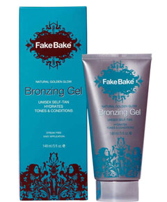 Bronzing Gel Self Tan Unisex