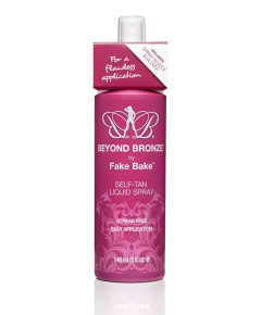 Beyond Bronze Self Tan Flawless Liquid Spritzer