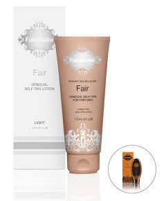 Fair Gradual Tanning Lotion