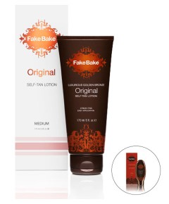 Luxurious Golden Bronze Original Self Tanning Lotion