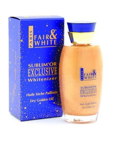 Exclusive Dry Golden Oil