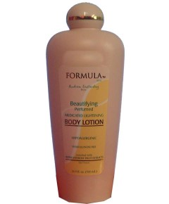 Formula AHA  Beautifying Perfumed Medicated Lightening Body Lotion