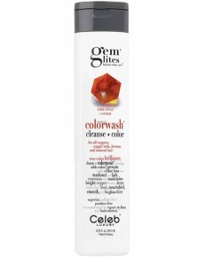 Fire Opal Copper Original Colorwash Cleanse Color