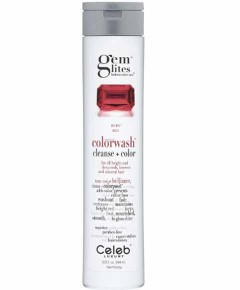 Ruby Red Original Colorwash Cleanse Color