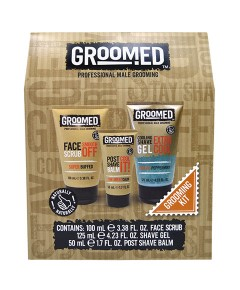 Groomed Grooming Kit