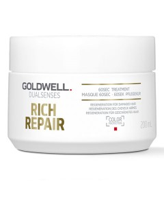 Dualsenses Rich Repair 60 Seconds Treatment For Damaged Hair