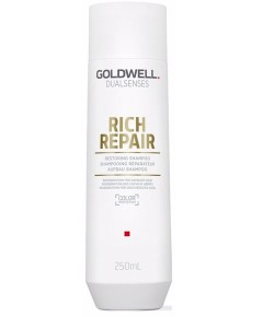 Dualsenses Rich Repair Restoring Shampoo For Damaged Hair
