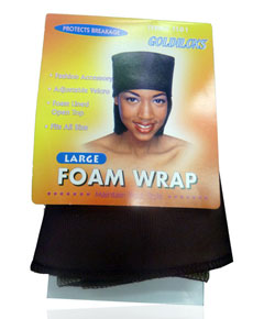 Goldiloxs Large Foam Wrap