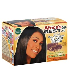 No Lye Dual Conditioning Relaxer System