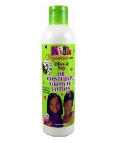 Kids Organics Olive And Soy Oil Moisturizing Growth Lotion