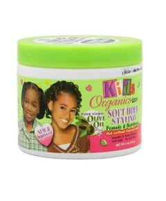 Kids Soft Hold Styling Pomade And Hairdress