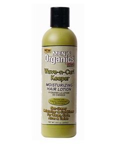 Wave N Curl Keeper Moisturizing Hair Lotion