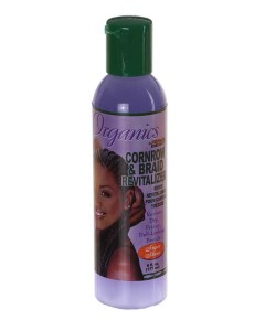 Organics Cornrow And Braid Revitalizer