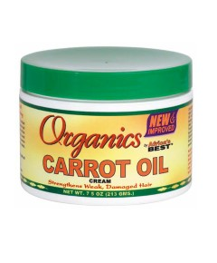Organics Carrot Oil Cream