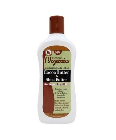 Organics Cocoa Butter And Shea Butter Body Lotion