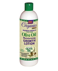 Organics Olive Oil Growth Lotion