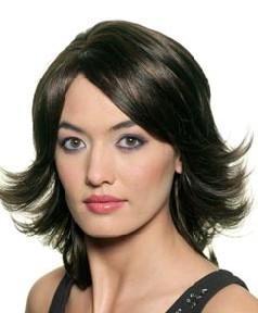 Black Beauty Libby Wig