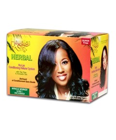 Hawaiian Silky Herbal No Lye Relaxer Conditioning