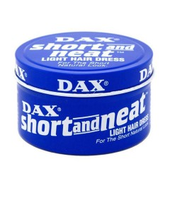 Dax Short And Neat Light Hair Dress