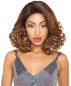 Silk Lace Front HH Blend BS 606 Wig