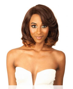 Red Carpet Premiere Syn Feather Flip 1 Lace Front Wig