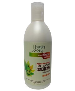 Hawaiian Silky Apple Cider Vinegar So Soft Conditioner