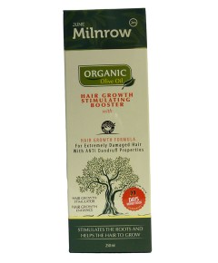 June Milnrow Organic Olive Oil Hair Growth Stimulating Booster