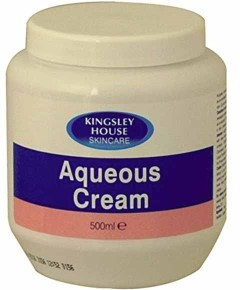Kingsley House Aqueous Cream