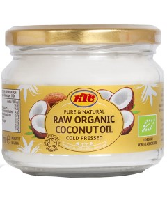 Pure And Natural Raw Coconut Oil Cold Pressed