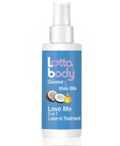Lottabody Love Me 5 In 1 Leave In Treatment