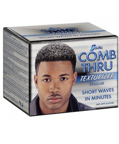 S Curl Comb Thru Texturizer Texturant