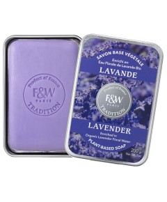 Tradition Plant Based Lavender Soap