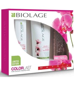 Biolage Colorlast With Free Sugarshine Mist Gift Set