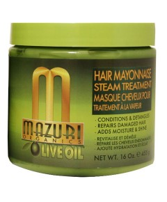 Olive Oil Hair Mayonnaise Steam Treatment