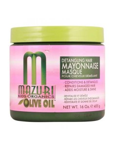Kids Olive Oil Detangling Hair Mayonnaise Masque