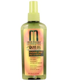 Olive Oil Texturizer Finishing Spray