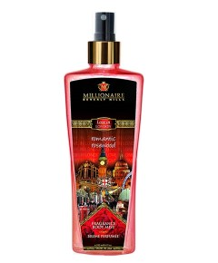 Love In London Romantic Rosewood Fragrance Body Mist