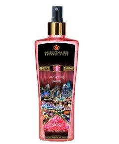 Love In Miami Tempting Peony Fragrance Body Mist