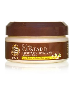 Defining Custard For Natural Hair