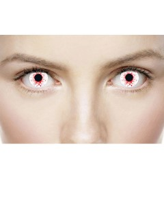Xtreme Eyez Halloween Contact Lens Bloodshot Drop