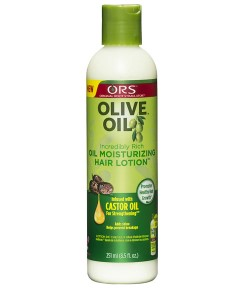ORS Olive Oil Moisturizing Hair Lotion With Castor Oil