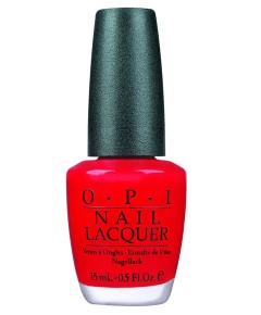 Nail Lacquer Big Apple Red 0.5 Oz