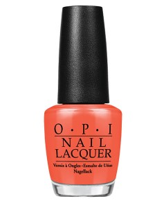 Nail Lacquer Hot And Spicy 0.5 Oz