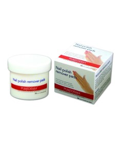 Purederm Nail Polish Remover Pads