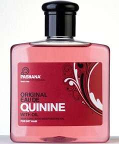 Pashana Original Eau De Quinine With Oil