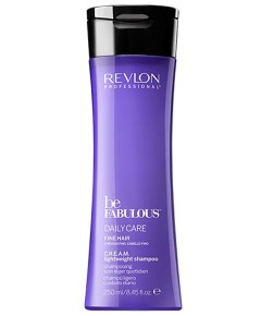 Be Fabulous Daily Care Cream Lightweight Shampoo