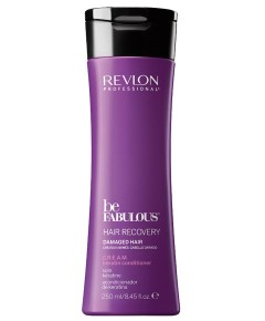 Be Fabulous Hair Recovery Keratin Cream Conditioner